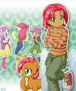 Babs Seed by uotapo