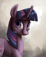 Twilight Sparkle by artist-dmkamikazee