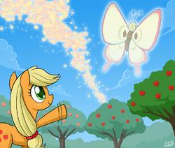 The Caterpillar Returns comic panel crop