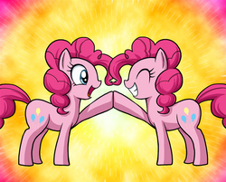 Pinkie's Secret panel crop