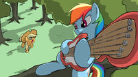 Sweet Apple Acres Rock by 1n33d4hug