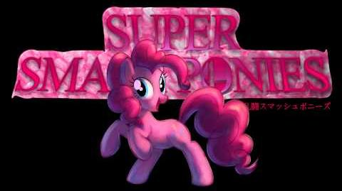 Character Theme Pinkie Pie