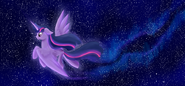 Twilight Sparkle wallpaper by artist-dapuddingz