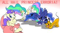 All Hail Princess Erroria