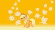 Applejack wallpaper by artist-alca7raz