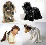 Star Wars ponies