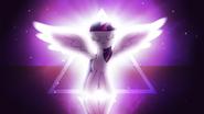 Alicorn Twilight Sparkle wallpaper by artist-moldypotato