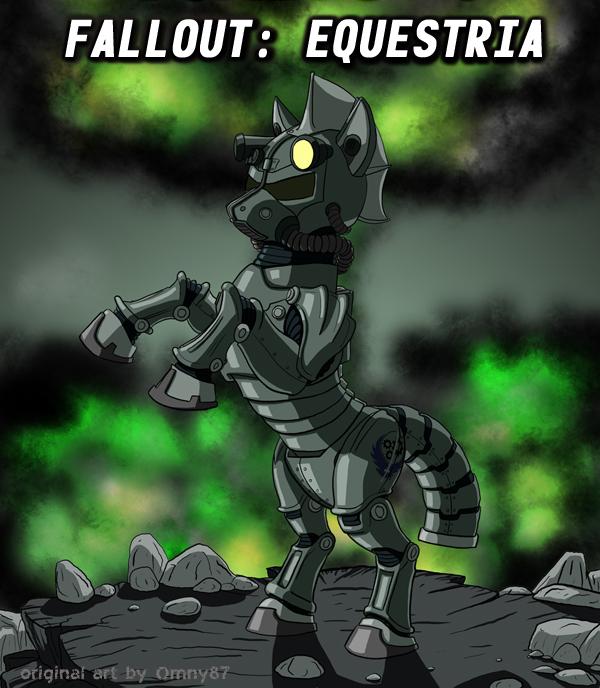Fallout Equestria My Little Pony Fan Labor Wiki