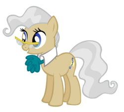 Mayor Mare vectored by Durpy