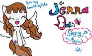 Jennnabun fanart by sparklingdollz-d8lkzad