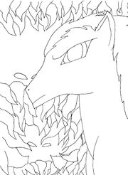 FANMADE Loup sketch