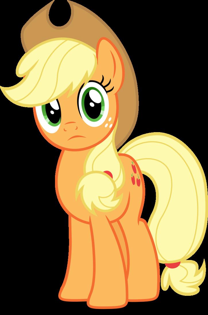 Applejack my little pony friendship is magic roleplay - My little pony wikia ...