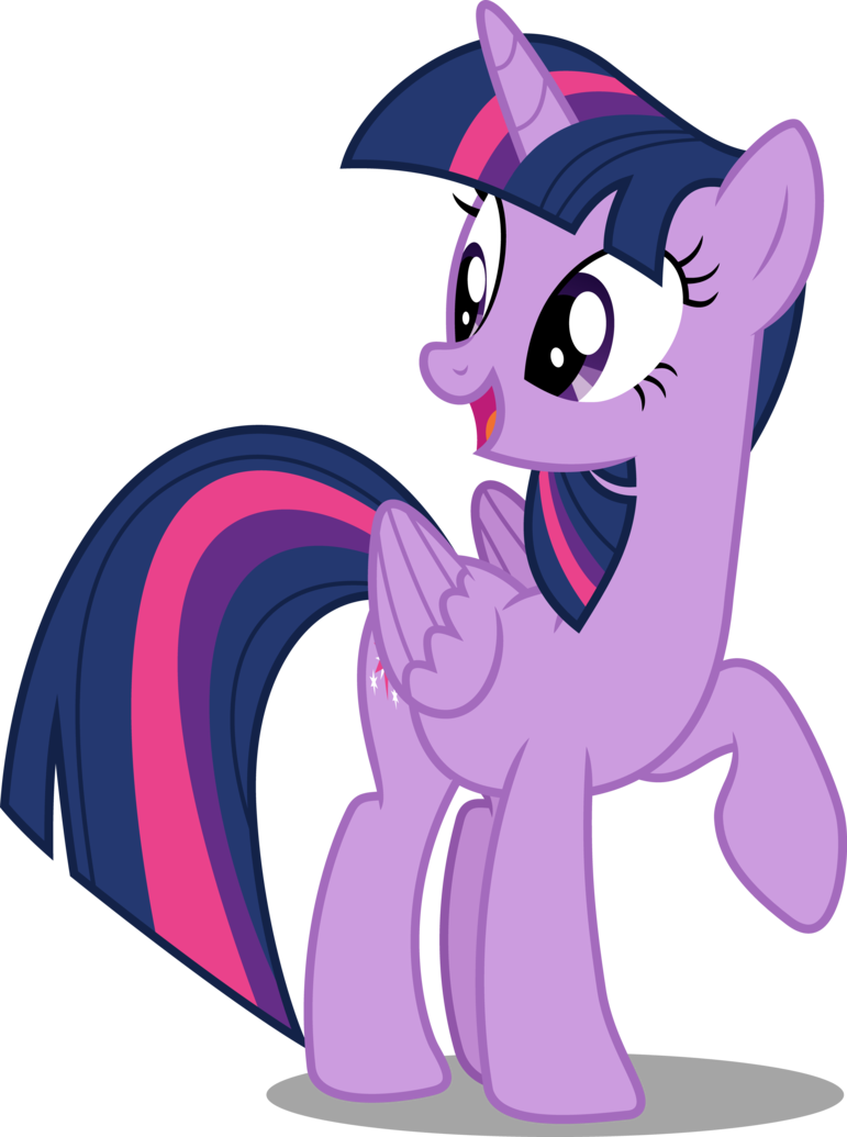 Twilight Sparkle Alicorn Unicorn