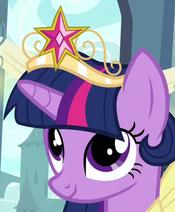 Element čarolije na princezinoj kruni S3E13