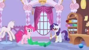 My Little Pony Friendship is Magic ~ El arte de vestir (español)