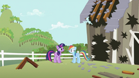 """Rainbow Dash """"Are you talking about"""" S2E03"""