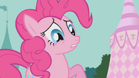 "Pinkie Pie ""not a moment too soon"" S1E10"
