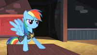 Commander Hurricane takes a stand S2E11
