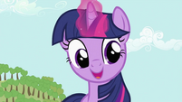 "Twilight Sparkle ""Upset with Applejack"" S2E03"