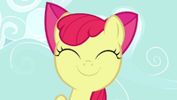 Apple Bloom spinny face 1 S2E18