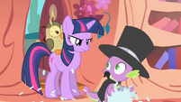 Spike is caught S1E24