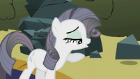 Rarity 'get you home' S2E01
