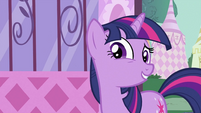 """Twilight Sparkle """"Bothering you"""" S2E03"""