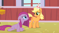 Applejack and Pinkie4 S01E25