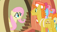 Fluttershy love to S2E13
