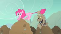 Pinkie Pie Spot elastictail pull S01E19
