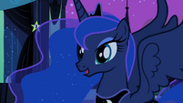 Princess Luna happy S2E04