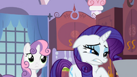 Rarity makes a face S2E05