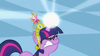 Twilight about to teleport S2E02