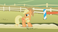 Applejack long jump2 S01E13