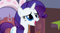Rarity wise pony S2E5