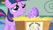 Twilight Sparkle Nervous S1E23