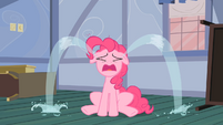 Pinkie Pie crying S2E13