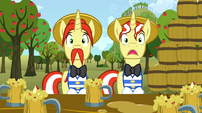 Flim Flam shocked and wet S02E15
