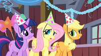 Fluttershy 'I really thought she'd be more excited' S1E25