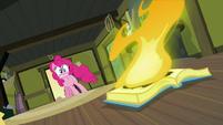 Scrapbook on fire S2E18