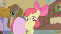 "Apple Bloom ""I have my cutie mark"" S1E12"