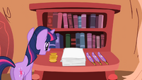 Twilight with items for a checklist S2E03
