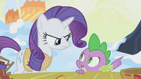 """Spike """"That nest needs to be condemned"""" S1E11"""