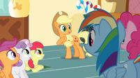 Applejack confess S01E23