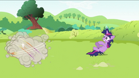 Twilight Sparkle getting pushed away S2E03
