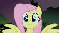 """Fluttershy """"Oh no! The girls!"""" S1E17"""