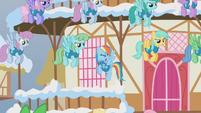 "Rainbow Dash ""Ugh! Make up your minds!"" S1E11"