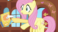 Grabbing the box from Fluttershy S2E19