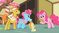 Pinkie Pie except food S2E13