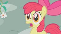 Apple Bloom shocked by Twist's cutie mark S01E12